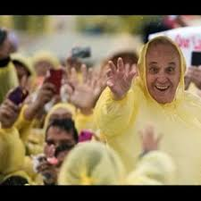 Pope in Yellow 2