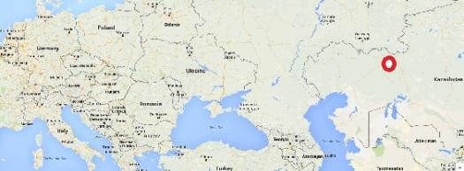 aktobe map