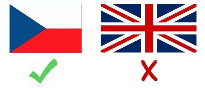 Flag Marks